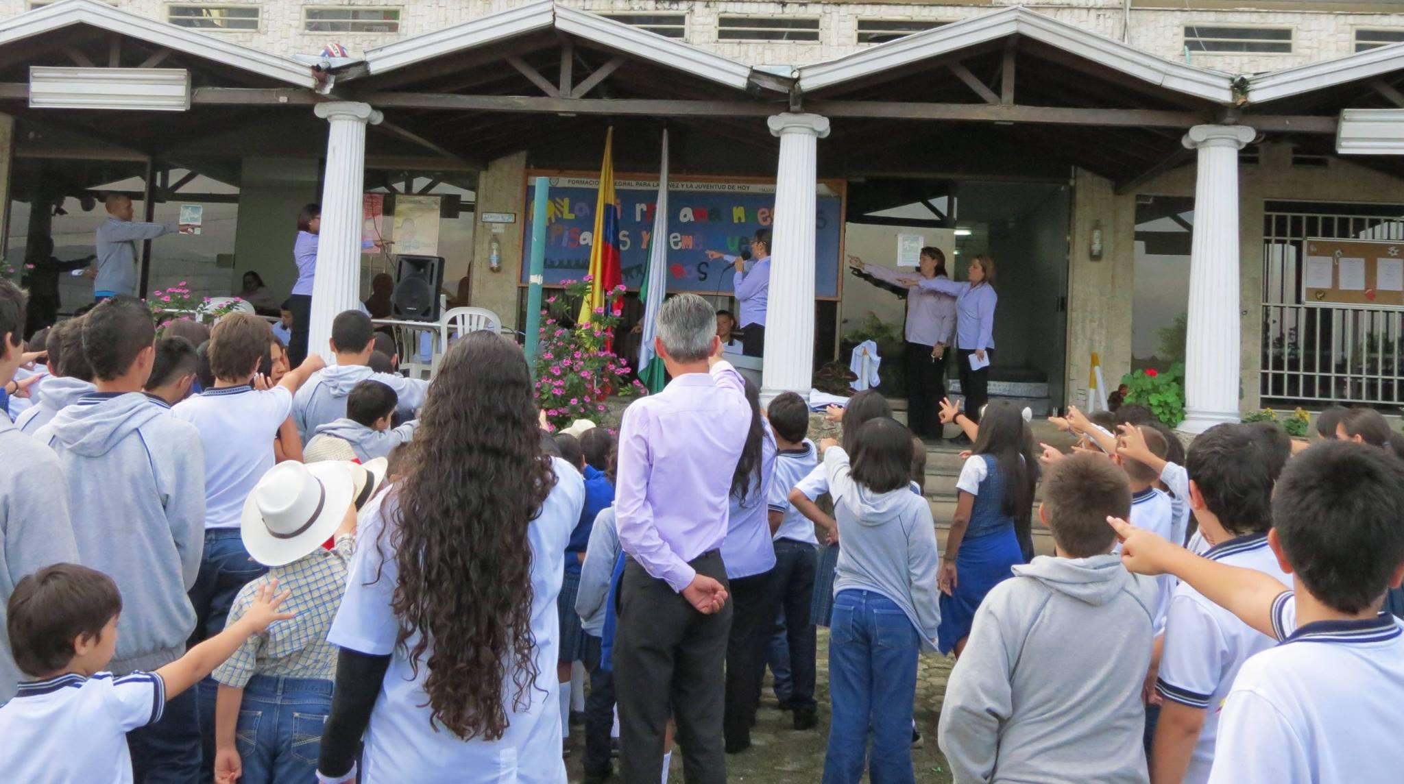 Acto Cívico Batalla de Boyacá – 2016