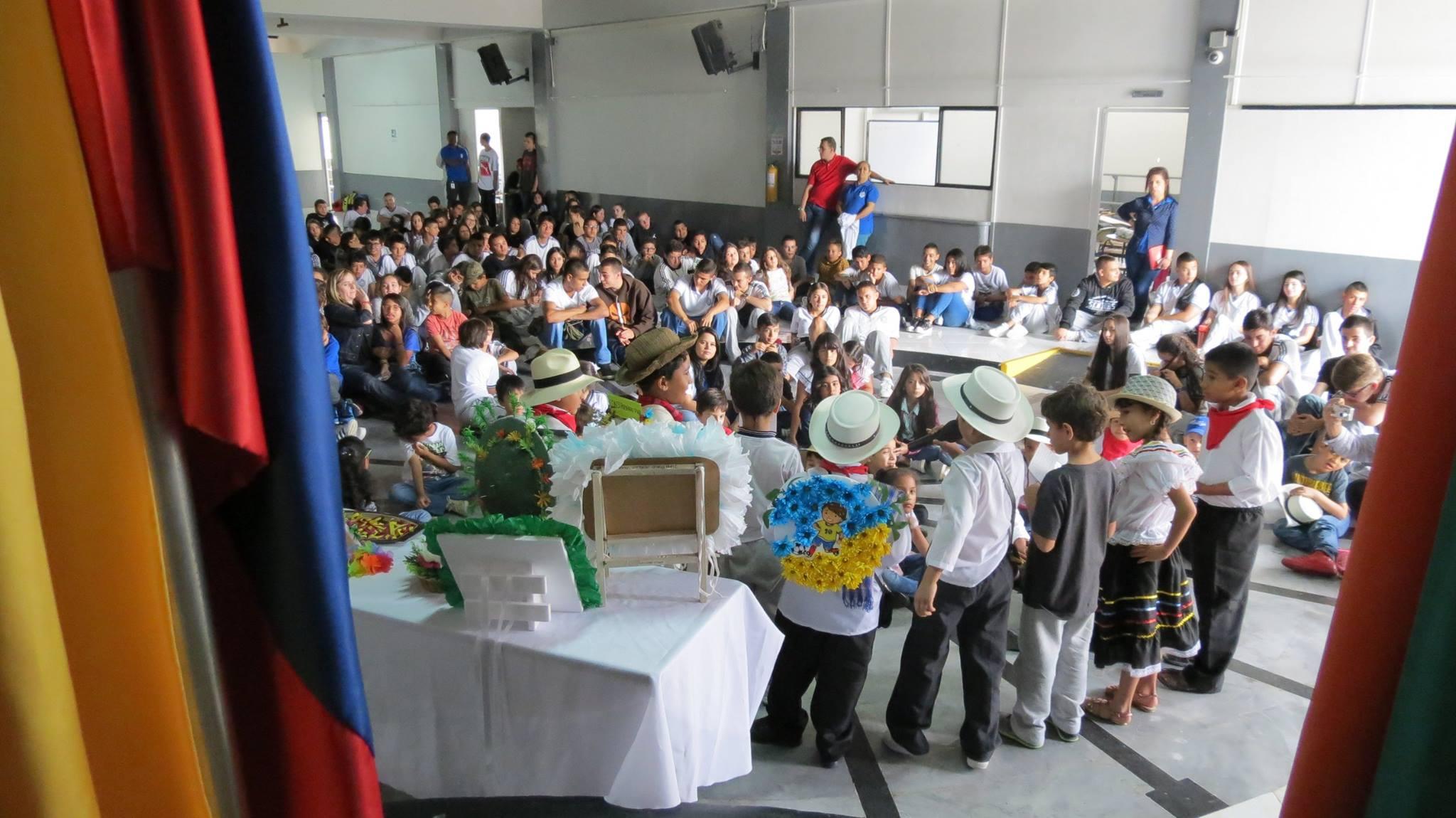 Acto Cívico Independencia de Antioquia y Batalla de Boyacá 2017