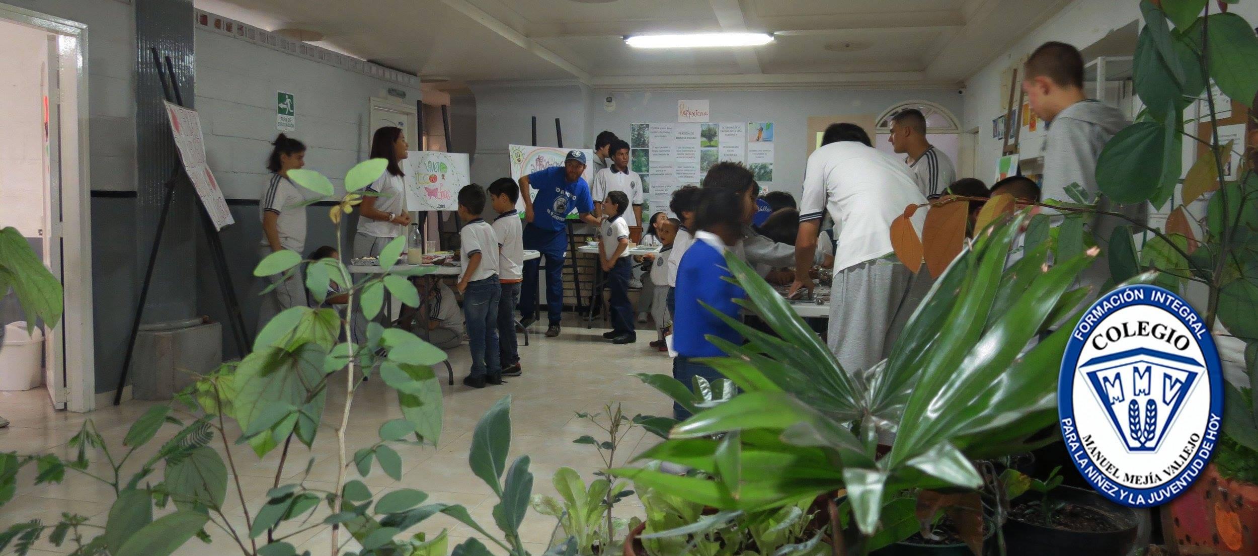 Lanzamiento del Vivero Ecoideas 2017
