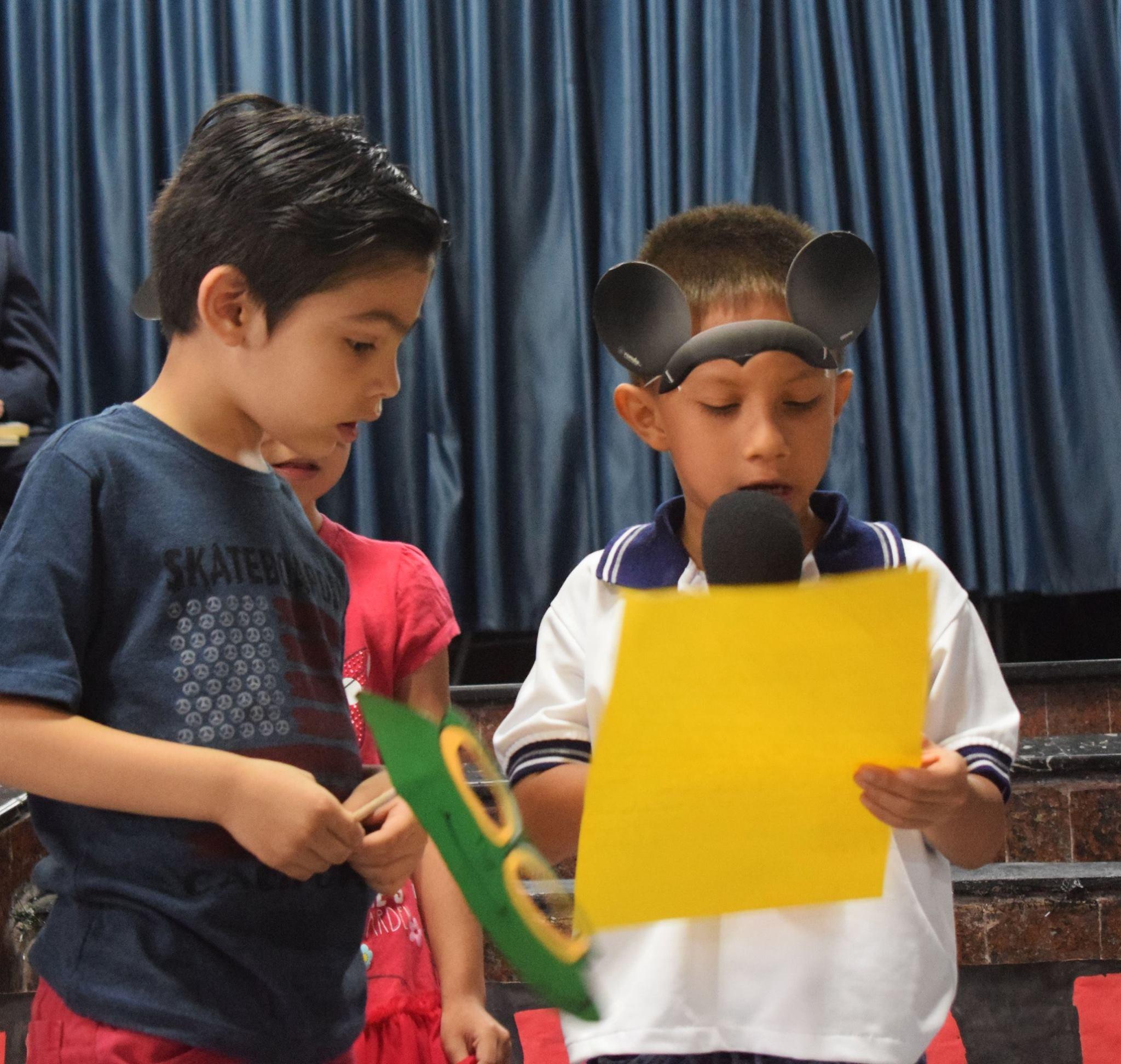 Celebración Día del Idioma  2018